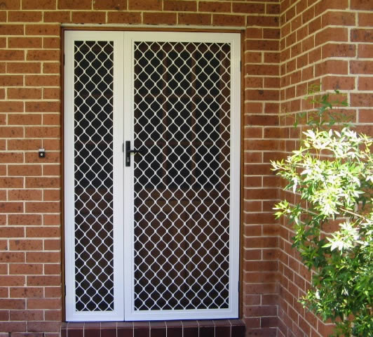 Security Doors In St Marys Penrith And Blue Mountains Areas
